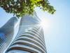 溢价率回升 二线城市成房地产企业拿地主战场
