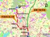 地铁1号线西北延西昌路站将实施第一期围挡施工
