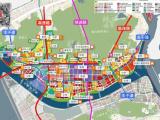 高、大、全!一图看完十字门、保税区、洪湾公共设施配套!