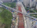 南四环下穿临河街隧道工程迎来倒计时 预计三个月内主线通车