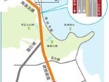 海滨路将扩宽至双向六车道 改造工程可行性研究报告已获批复