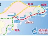 好消息!威海市重点区域将实现高铁站点全覆盖