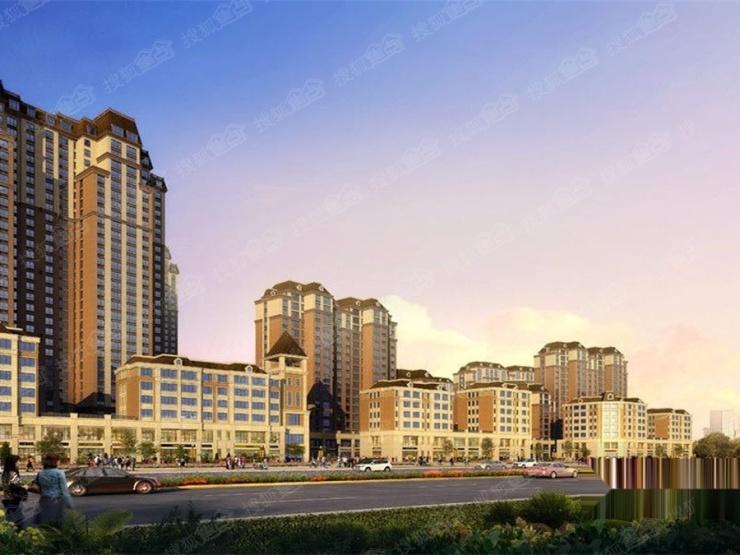 西宁盛达国际新城地处繁华新城区 升值潜力看得见