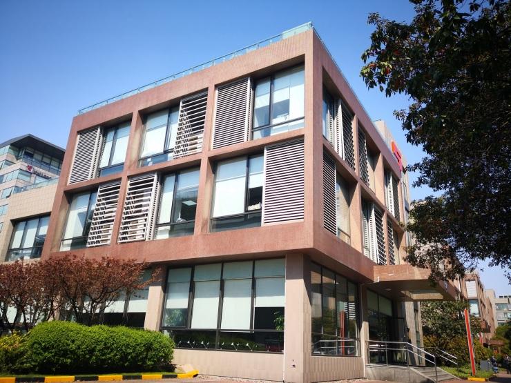 张江创新园,精装独栋办公楼,可做研发,总部北京翠湖别墅图片