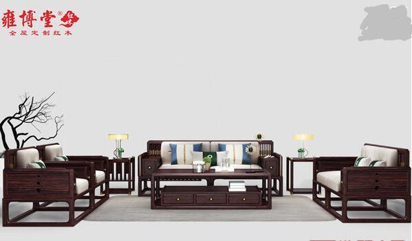 雍博堂精益求精,推出全屋定制的高端理念,旨在为红木家具消费者提供家