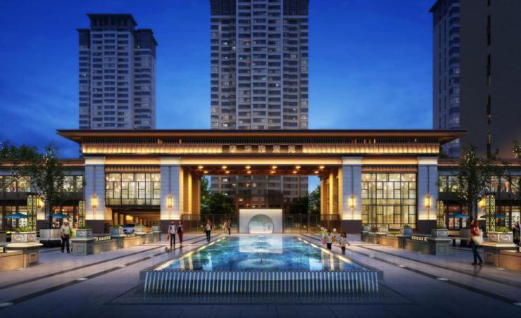 新亚洲建筑_新亚洲建筑风格,融贯中西,尽揽风华,糅合西方美学与东方文化,传统
