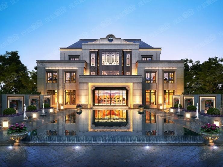 上周上海别墅开盘高达7个中标率接近2:1好房供不应求新房价格太湖图片