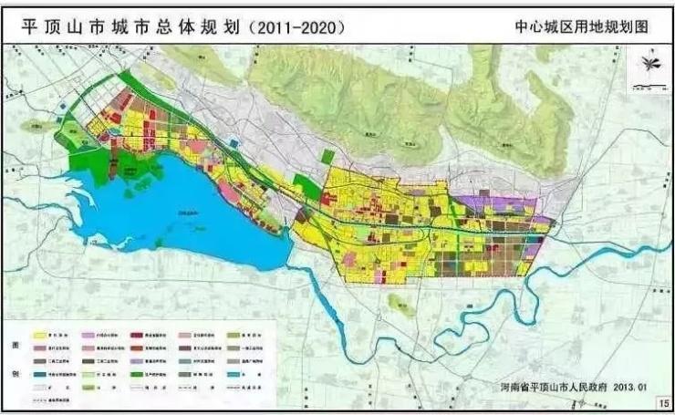 新城区规划图
