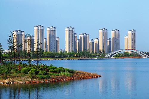 """规划建设青岛西海岸,潍坊滨海,威海南海等海洋经济新区""""."""