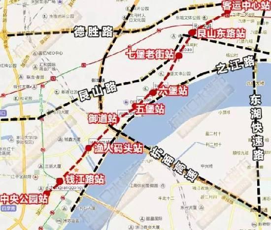 杭州地铁3号线,9号线最新消息出炉!图片