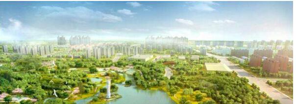 设计: ●就地保留 在景观打造上,尊重原有林盘,原则上公园范围内的