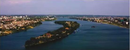 倚靠2000里湘江母亲河,比肩衡阳橘子洲——东洲岛旅游风景区,面朝湖湘