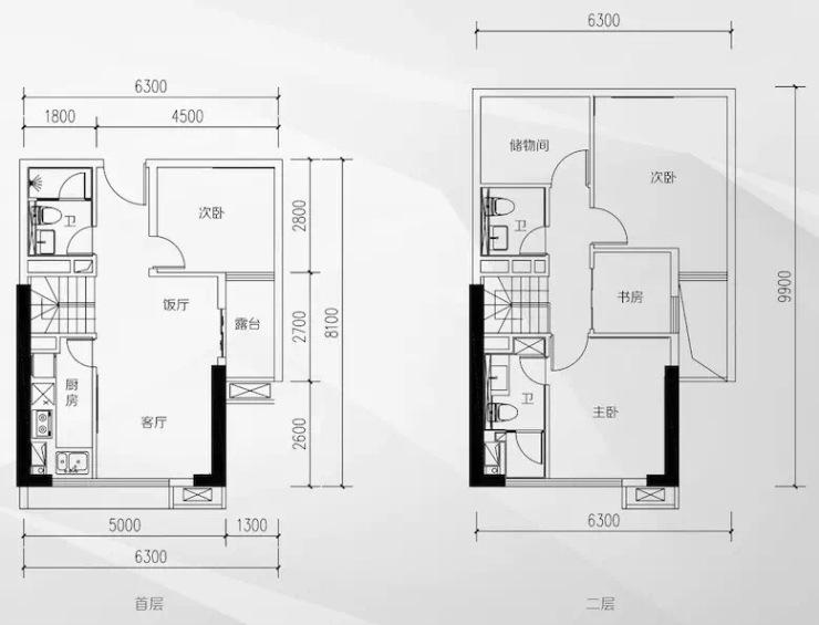 越秀国际总部广场首期将推出的产品为40-60平loft公寓,层高5米,于5月2