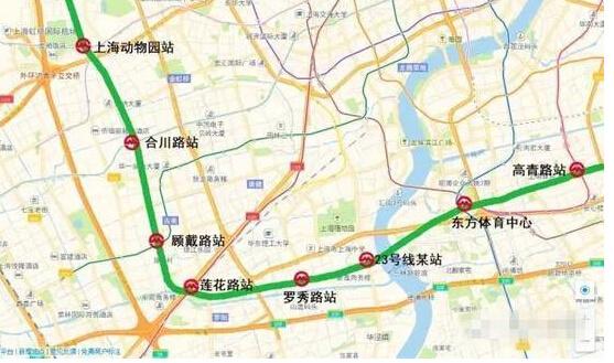 上海轨交22号线_上海地铁22号线的规划