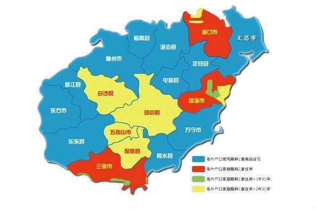 其中有7个市县(海口市,琼海市,三亚市,白沙县,琼中县,五指山市和保亭