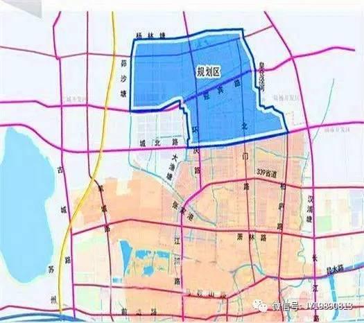 北部城市副中心,装备制造业重镇
