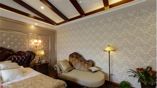 长沙透露别墅:每一平米都装修着特有的客房韵致欧式别墅图片