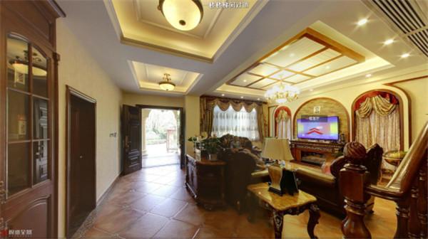 长沙装修别墅:每一平米都透露着特有的韵致最高档别墅杭州图片