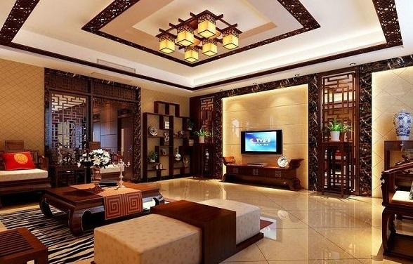 中式复古装修风格
