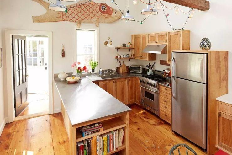 橱柜台面这样选,厨房耐用30年也不过时?