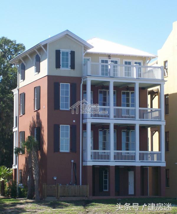 自采光10米X14米三面建房四层思想设计图周易为房屋我国建筑设计提供的传统图片