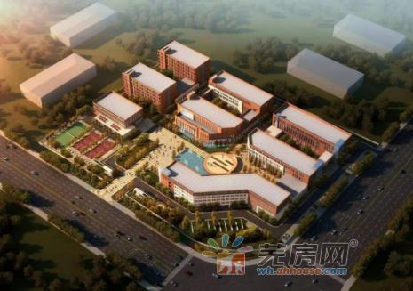 马塘中心小学,城南实验中学,安师大附属萃文中学,芜湖市第十二中学等