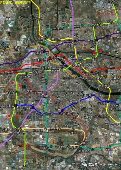 施园,环球影城 九,6号线(土黄色) 站位为:八各庄,七级村,潞城,东夏园