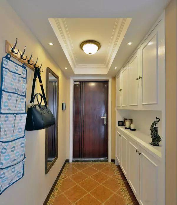 进门走廊过道玄关设计效果图集锦