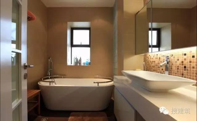 不同洁具组合的卫生间使用面积不应小于下列规定: a,设便器,洗浴器(浴