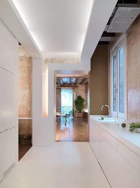 特别灯带室内设计中就是在大家七彩里是在一闪一闪的灯光印象暗藏在日式简单装修图片
