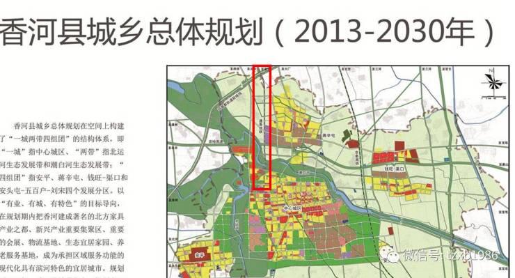 關于通州到香河的輕軌八卦圖片