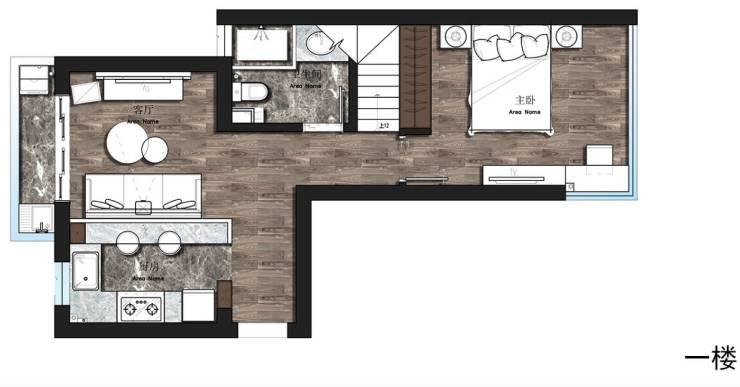 首页 读资讯·学装修  ◆一楼的平面设计图.