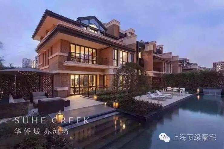 【上海顶级豪宅】别墅篇丨亿元俱乐部欢迎品鉴