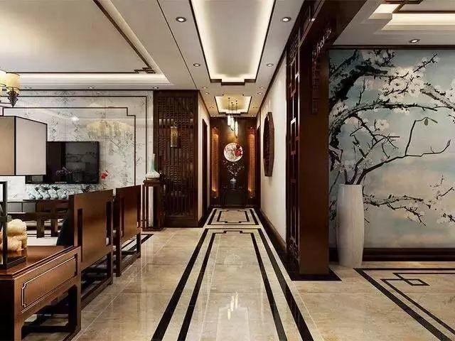 新中式,体现文化底蕴的装饰!图片