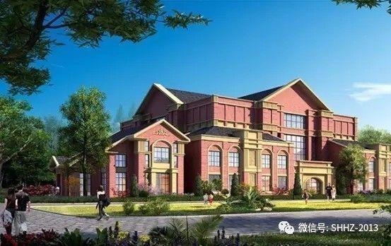 东滩,圆你一个别墅梦!--崇明上海雍禧-禹州搜江监小学图片