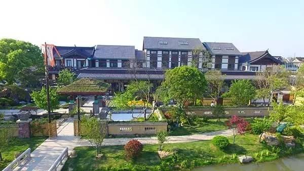 运营单位:扬州瘦西湖民宿投资管理有限公司 建筑方案设计:飞大建筑
