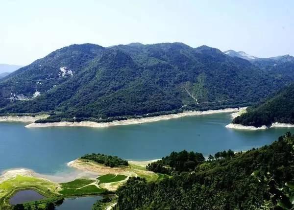 福建东山港西风景区