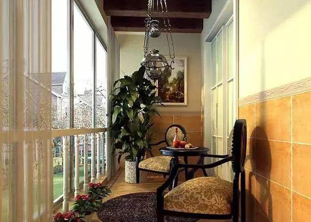 装修妙招| 阳台+创意=多出一间房!谁还愿意待在客厅?