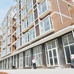 大冲安置二期公租房项目