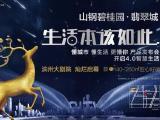 滨州碧桂园·翡翠城产品发布会今日开启