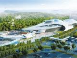 加速推进重点项目建设 珠海长隆海洋科学馆主体结构完成90%