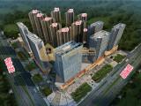 淄博宏程·国际广场工程进度实探