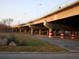 胜利大街快速路建设工程北段转体桥施工