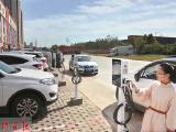 洛阳中心城区目标建成汽车充电桩1000个 目前已建近600个