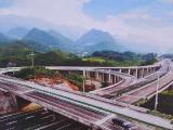 好消息!绵西高速公路预计2018年底通车!