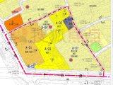 中山路-大华路东北侧片区新增22.6亩住宅用地及19亩商住地
