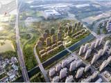 火车站南GZ057规划效果图出炉,雅居乐联手碧桂园打造御宾府