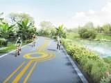 成都锦城绿道规划9大板块、25个聚落 打造国家休闲旅游度假区