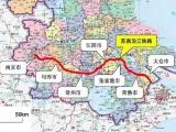 苏南沿江铁路今日开工!全线8站,句容将进南京半小时圈!
