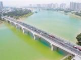 近日邕宁水利枢纽工程开始蓄水 水面再宽40米!